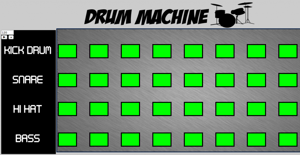 Drum Machine - Joseph Rivera